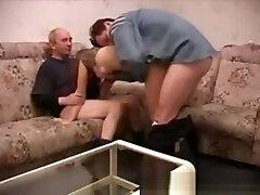 jaunų ir senų dude trhreesome su rusijos paauglių
