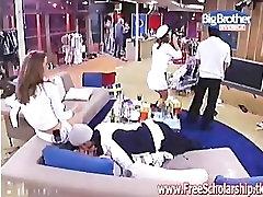 Big Brother 현실을 TV 쇼 Uncensored 비디오