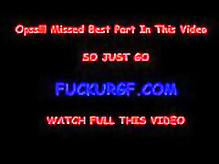 Carmen Electra lingerie & lesbian home video