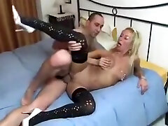 Tight MILF Takes And Gapes by her Doc ! F70