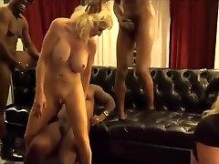 Gilf 50 years blonde sexy mature fuck gangbang hard BBC