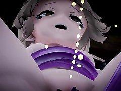 3D HENTAI Bunny Fleet Girl vs Dubstep Tentacle by gaia2014