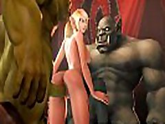 NEW SEX GAME ELF X ORC FUCKING SOUND