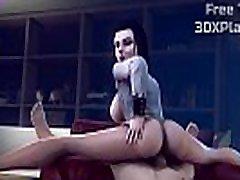 3D Sex Game Elizabeth Fucking POV