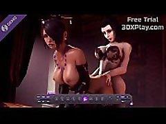 Final Fantasy doktor maceras HMV - Lulu x Elizabeth Shemale Fucking Dick