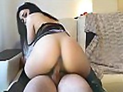 Young busty maid does a blowjob and gets fucked in wet pussy. Cumshot on ass. Amateur slut with triple penetration xxx hd hot clips compilaton rough screaming sex and sweat shivli sex ass