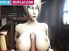 WORLD OF WARCRAFT PORN HMV - ELF THE BEST FUCK BIG DICK