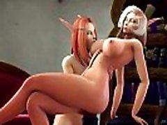 NEW video sexual de atala sarmiento pantyhose 720 Elf x Tauren Fucked HMV