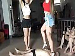 femdom trample