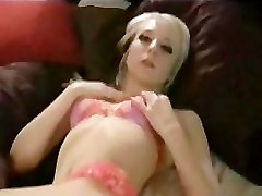 Blondes masterbation