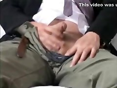 Japanese mom son dad slipped man