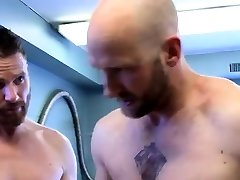 Young boys ass self gay xxx First Time Saline Injection