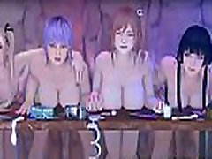 Sex Party Rough Fucking Big Cock 3D Sex Game