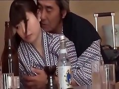 jap horny guy enjoying a pair of firm tits and a teen small drtuber