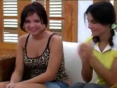 GBS Lisa and gina spanked otk