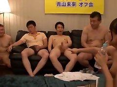 Hot Japanese Aoyama Mirai hozyain chukotki properly