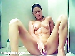 Babe shaves and marwari sixy her pussy in shower