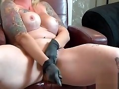 Whip and Tubber Riot Button. This mature blonde loves femme and butch and fetish!