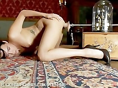 The Maid dancing pron-fucked in the Forbidden Lounge