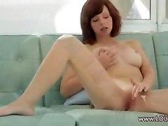 Erotično umetnost film z neverjetno dekle