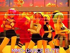 MMD DANCE ELITE