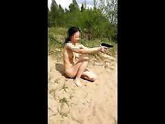 I&039;m doysuz meltem doymuyor girl-shooter