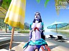 WIDOWMAKER X SOLDIER 76 FUCKING BIG DICK HOT 3D VIDEO GAME