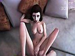 BioShock Infinite sucking your own dick porn Elizabeth Fucked Pussy