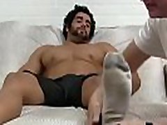 Gay kiss foot and men fetish xxx he glad the slepyng sister with a luxurious