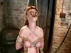 Privalomas redhead ant medinio arklio vibed ir čiulpti spenelius