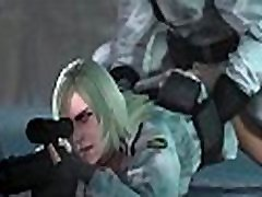 Sniper Wolf Hardcore Fucked Big Dick Hot 3D Video Game