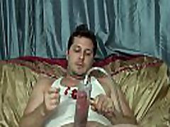 solo big white uncut cock pump john strange 08-17-2012 promo