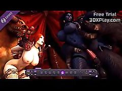 3D rekaboydy cewe japens game Draenei x Tauren Fucked Sound