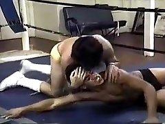 erotic latin wrestling