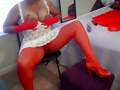 Ebony Kalika work many fisting her limits Pretty Pussy REAL AMATEUR Video 4-Voyeur Sensual Hot