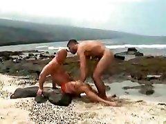 carloluke paplūdimio raumenų