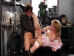 Hot Lily Labeau enjoys Huge Cock