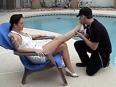 first defloration full video gea sex movi get her feet worship