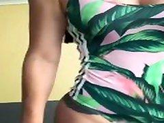 Mary Baltazar preciosa mujer en bikini ajustado HD