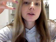 Gina sluky post webcam