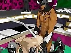 Anime gay start to hardcore sex act