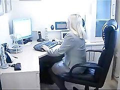 BBW Briti Blond cam hidden farting Sõrmed Tema Vitt Läbi Tema Pantyho