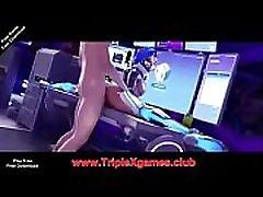 Cartoon Porn Anime Overwatch animation 3d hentai anal hard sex