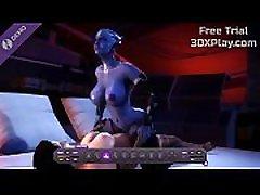 LIARA X ELIZABETH HARD FUCK COCK DICKGIRLS 3D VIDEO GAME