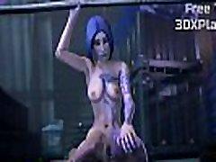 3D Porn Game Maya Fuck Sound