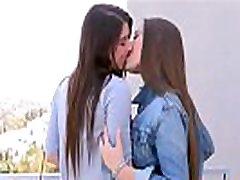 Sexy Lesbians Girls Kissing