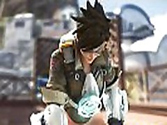 Tracer Hard Fucked Big Dick The Best 3D bini tengah hamil main Game