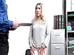 Perfect Body Little Blonde british cheatimg slags porrn Shoplifter Fucked By Officer