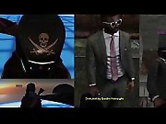 Ransom: Trilateral Espionage: Angel of Death - Secret Compound Orgasmic Second Life, SL Sex Gardin Foresight