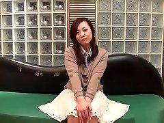 Yurie Minamizawa findsister naked first time nurst chick enjoys doggy style banging